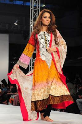 Lakhani Silk Mills at PFDC Sunsilk Fashion Week 2012 Day3