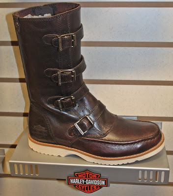 Shoe of the Day | Harley Davidson Regina Boot