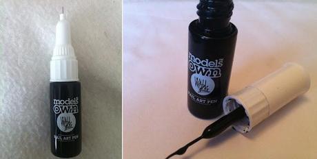 Models Own Nail Art Pen Wah Nails Paperblog