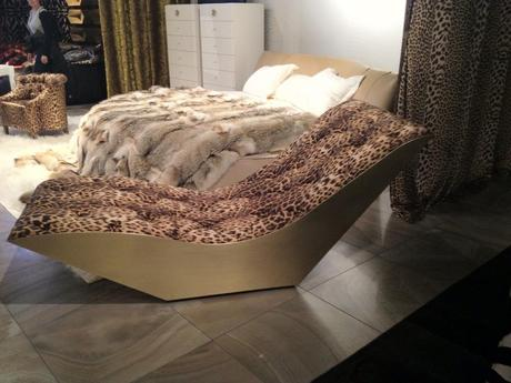 Exclusive Images Of Roberto Cavalli's First Home Collection In Milan