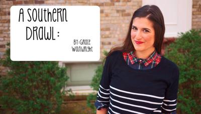 Blogger Spotlight: Grace of A Southerndrawl