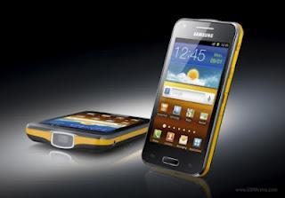 Samsung Galaxy Beam Can be ordered in Europe