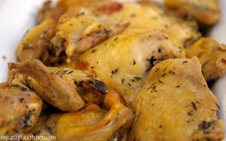 St. Tropez Chicken and Nigella Lawson game Changer # 44
