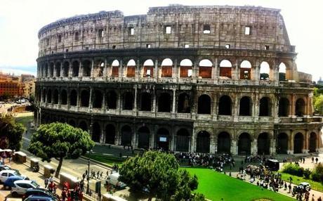 rome coliseum pictures