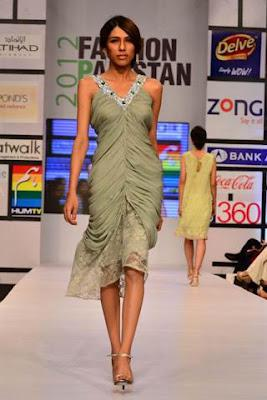 Deepak Perwani at Fashion Pakistan Week 2012 Karachi