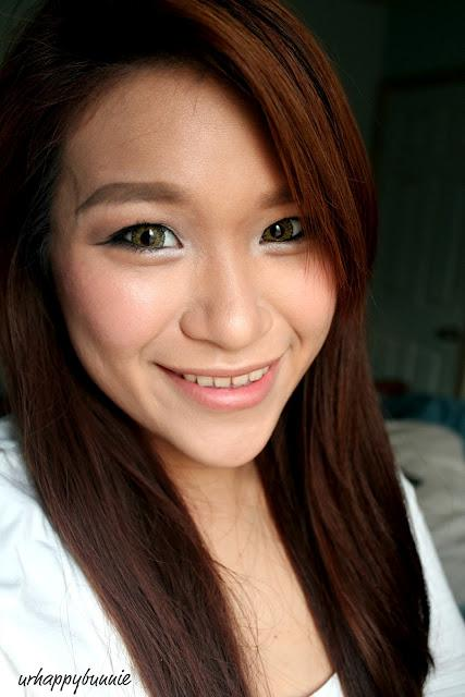 I.Fairy Moe Moe Brown Circle Lens Review