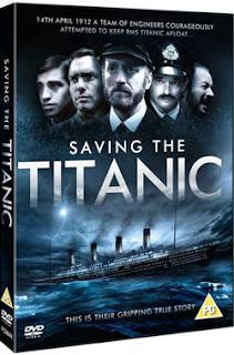 Saving The Titanic DVD Release & Competition