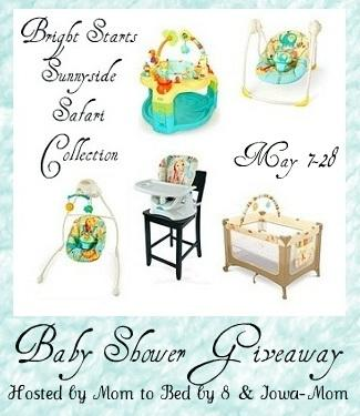Free blogger event - Bright Starts Ultimate Baby Shower