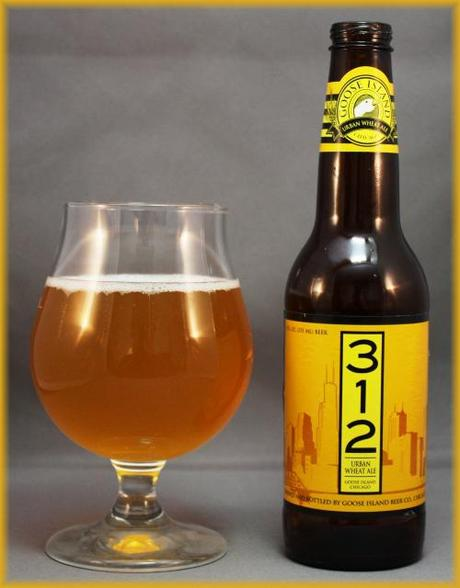 Beer Review – Goose Island 312 Urban Wheat Ale