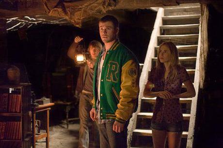 Movie Review – The Cabin in the Woods