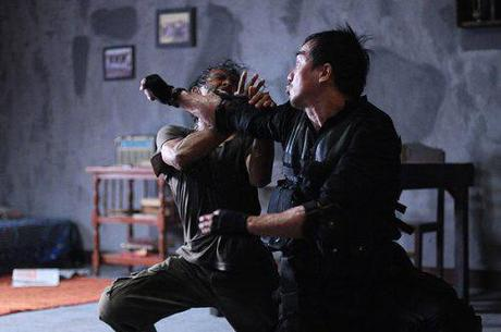 Movie Review – The Raid: Redemption
