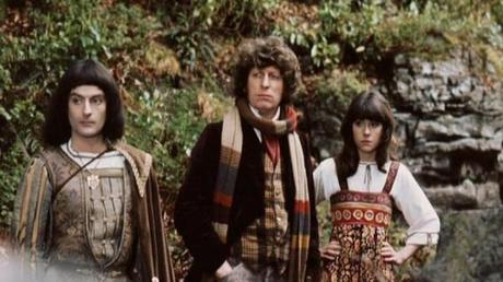 "Review #3454: Classic Doctor Who: ""The Masque of Mandragora"""