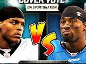 Breaking Down Madden Cover Finalists: Newton Calvin Johnson