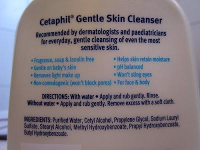 Review: Cetaphil Gentle Skin Cleanser