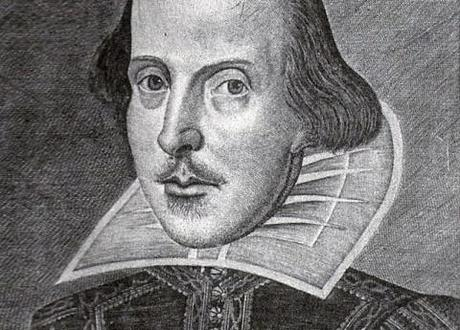 Shakespeare's birthday is April 23