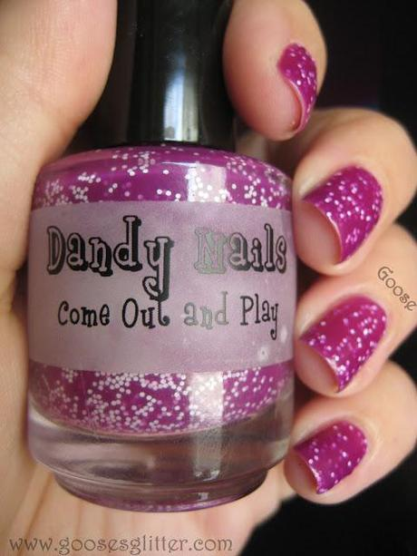 Dandy Nails - Come Out and Play and You Set My Soul Alight: Swatches and Review