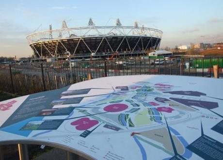 Olympic Park, Newham, social cleansing row