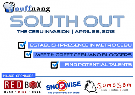 Nuffnang is Coming to Cebu