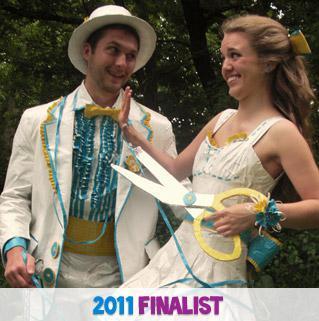 Stuck at Prom® 2011 Finalists - Hannah & Luke