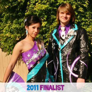 Stuck at Prom® 2011 Finalists - Chelsey & Alexander
