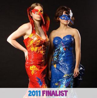 Stuck at Prom® 2011 Finalists - Celeste & Nora