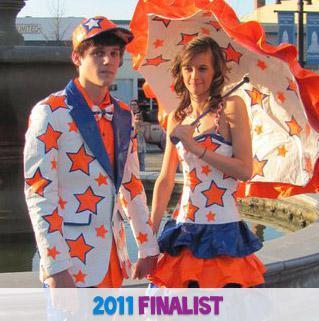 Stuck at Prom® 2011 Finalists - Mitzi & Cody