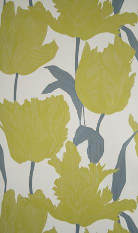Wallpaper Wednesday: Jewel of Spring at Osborne and Little