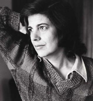 Susan Sontag. Cover photo from As Consciousness is Harnessed to Flesh.