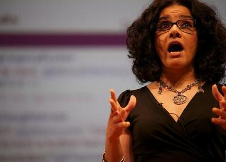Mona Eltahawy: Causing a storm