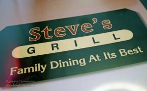 Steve's Grill: DeMotte, Indiana
