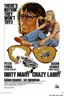 #2,484. Dirty Mary Crazy Larry  (1974)