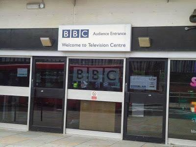 My Visits To BBC Television Centre 12.06.2009 + 12.06.2010