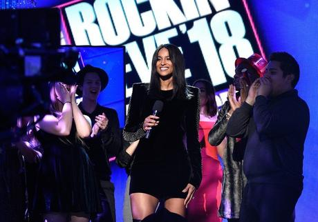 Ciara Host Hollywood's New Year's Rockin' Eve As Show Breaks Records