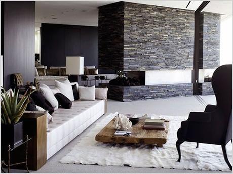 design industrial glam decor