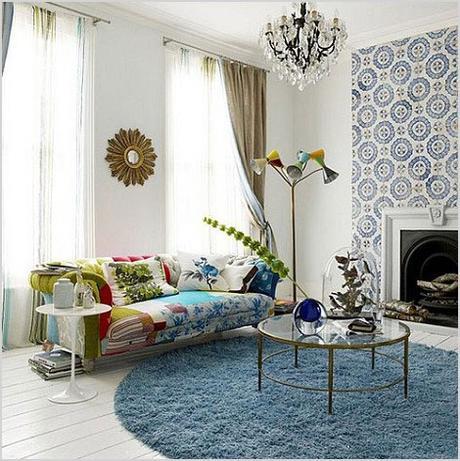 eclectic sofa light decoration 689