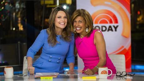 #GirlPower Hoda Kotb & Savannah Guthrie New NBC Today Team