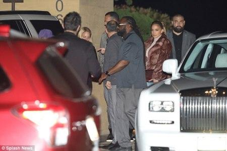 Jennifer Lopez & A Rod Brought In The New Year With Exercise & Fine Dining