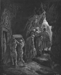 Buying The Cave Of Machpelah