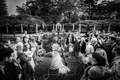 Italian Villa Wedding at Compton Acres