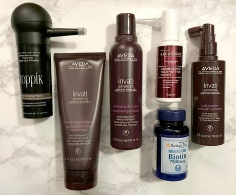 Battling Hair Loss and Thinning Hair: What Worked and What Didn't