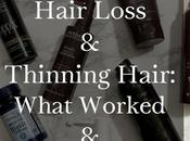 Battling Hair Loss Thinning Hair: What Worked Didn't