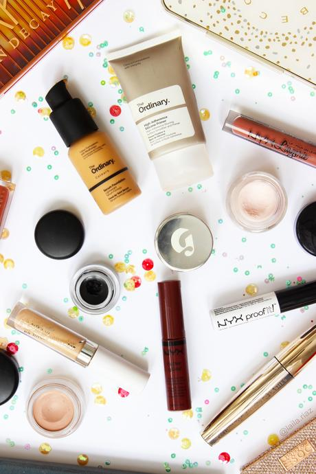 2017 Beauty Favorites
