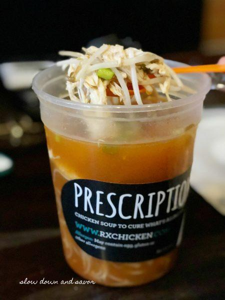 Prescription Chicken: Just what the doctor ordered