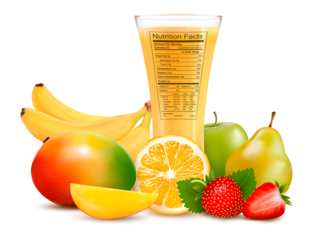 Juice Nutrition Facts