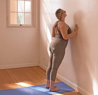 Changing the Orientation of a Yoga Pose