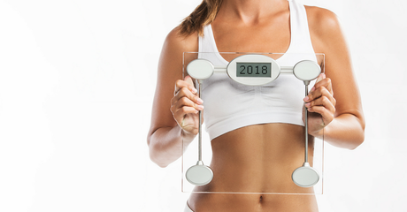 New Year's Weight Loss Tips