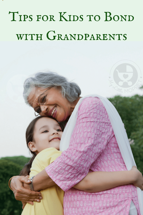 Today, most grandparents live away from their grandchildren, but that doesn't mean they can't be close! This New Year, check out these tips for kids to take bonding with grandparents to the next level and become best friends with each other!