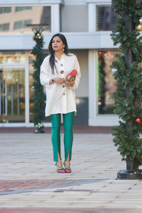 how to wear green and white, street style, confession .jpeg