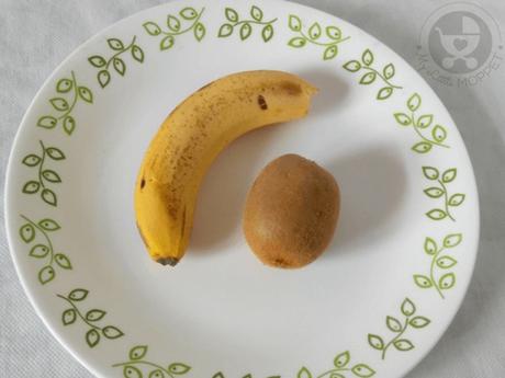 Kiwi Banana Puree