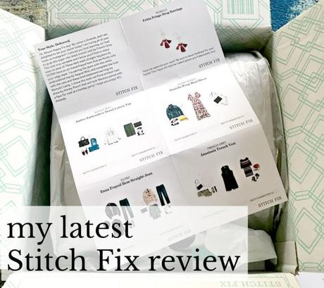 Stitch Fix for a Stylish New Year [Sponsored]
